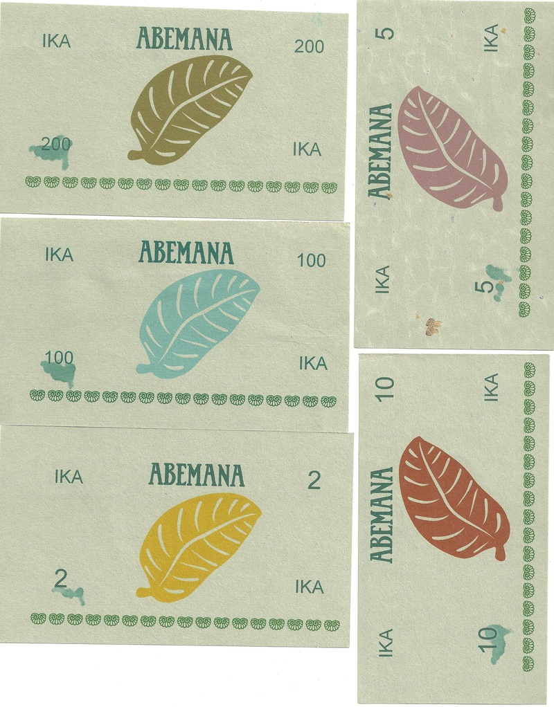 ABEMANA Currency