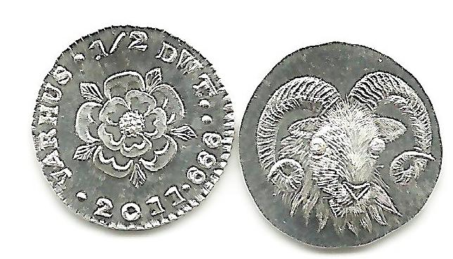 FANTASY COINS - Varhus